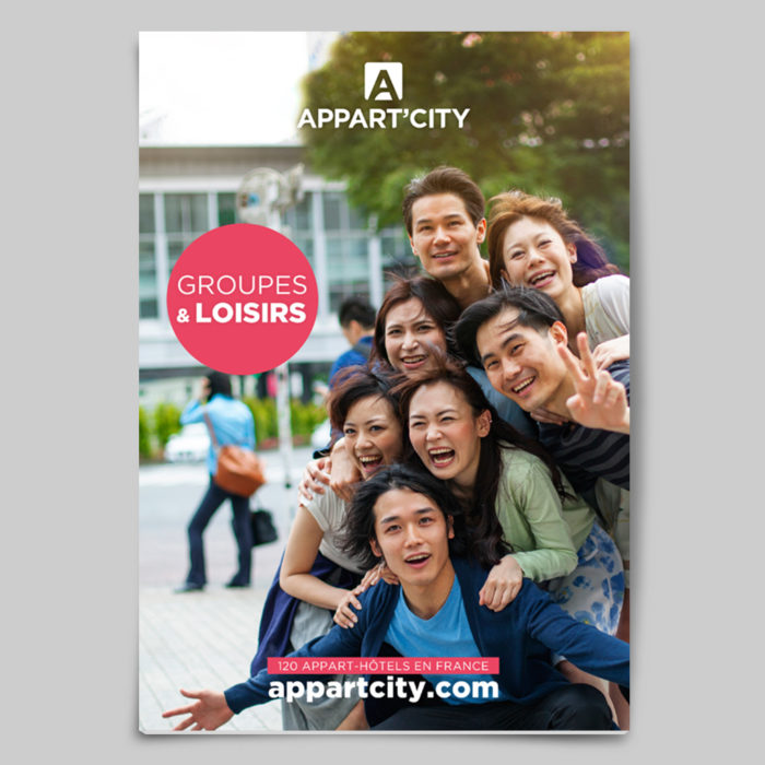 brochure appart'city