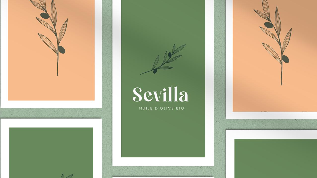 Sevilla -Huile d'olive bio